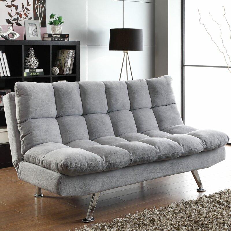 Latitude Run Mendon Convertible Sofa & Reviews   Wayfair