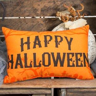 Spirited Halloween Pumpkin Demon Throw Pillow Cover Case Cotton Linen Cushion Cover Pillowcase For Sofa Party Chair Decor Home Textile With Traditional Methods Home & Garden