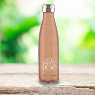 3c2e150d8be Loris Copper Stainless Steel Double Wall Insulated 17 oz. Water Bottle