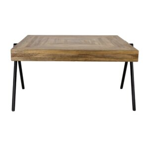 young industrial coffee table