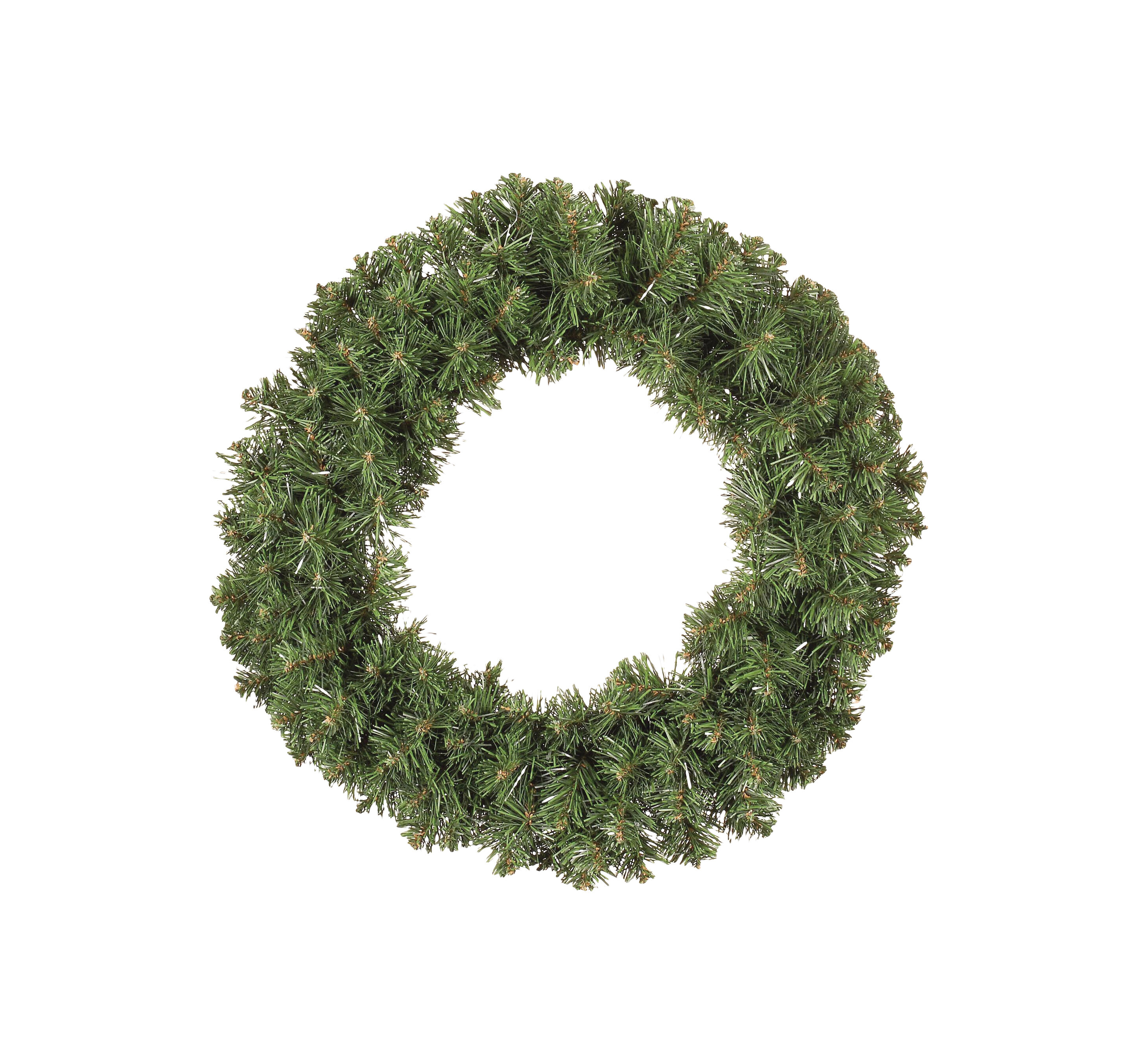 Hometime Snowtime Colorado Wreath & Reviews | Wayfair