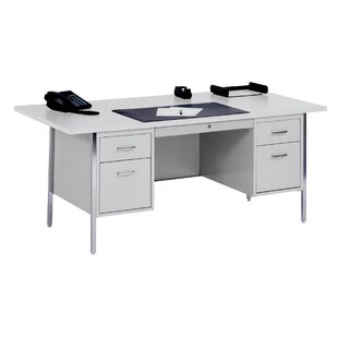 Exceptionnel Desk With Locking Drawers | Wayfair