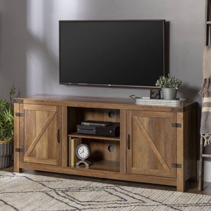 Fine Adalberto Tv Stand For Tvs Up To 65 Home Interior And Landscaping Elinuenasavecom
