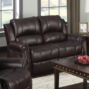 Josef Motion Reclining Loveseat by ACME Furniture