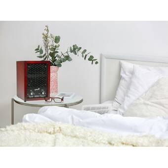 New Comfort Whole House Air Purifier with HEPA Filter