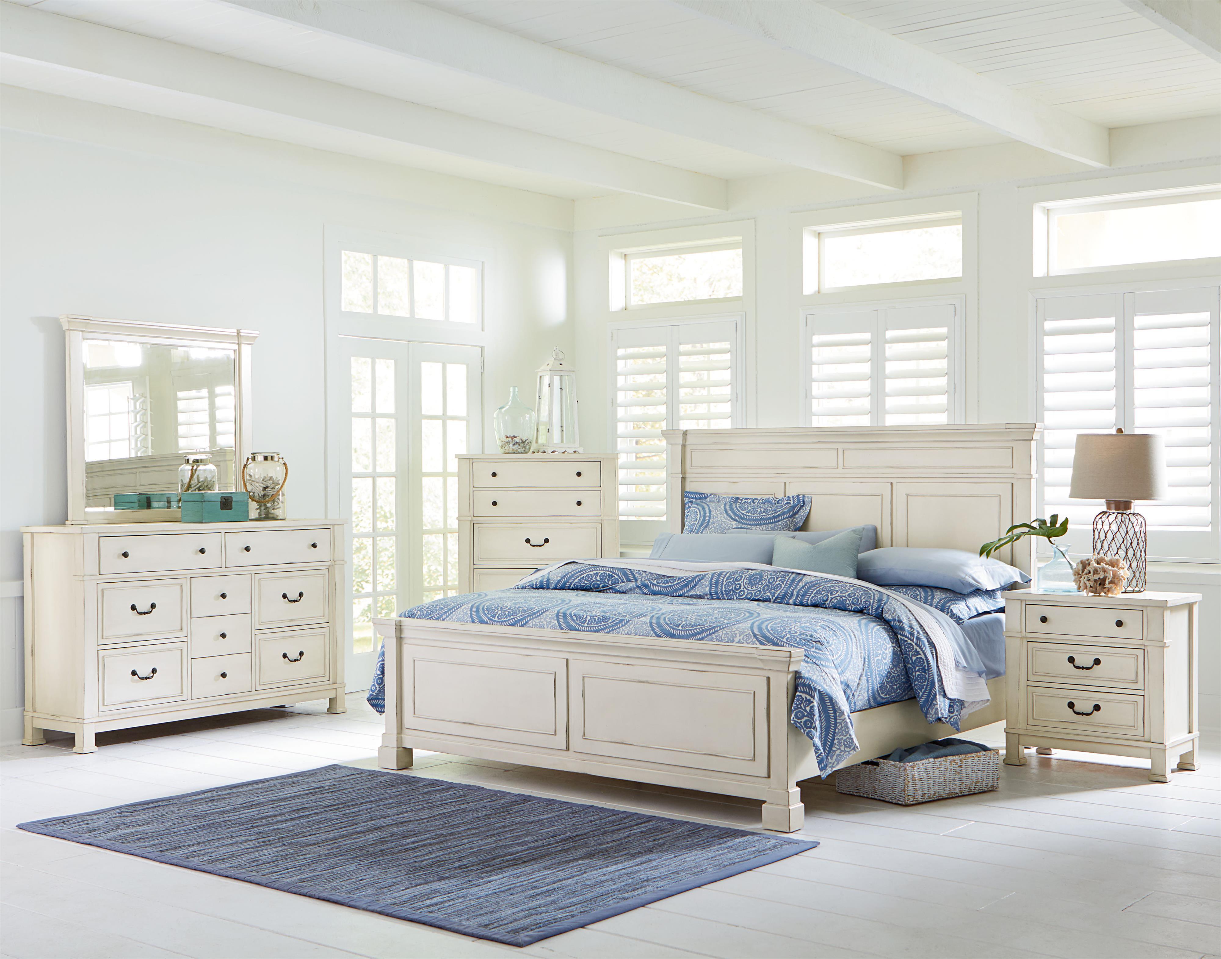 Derwent Standard Configurable Wood Bedroom Set