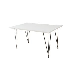 Mid Century Modern Dining Table by Madison Home USA