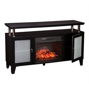 Kastel Media Infrared Electric Fireplace by Latitude Run