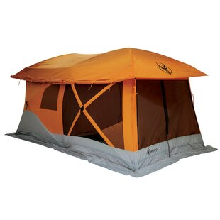 36b85c54a93 Pop Up Portable Camping Hub 8 Person Tent