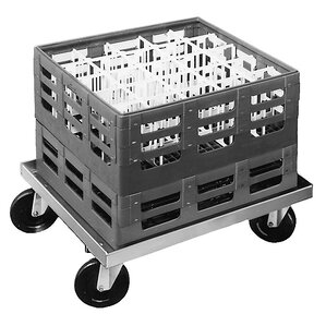 capacity milk crate dolly