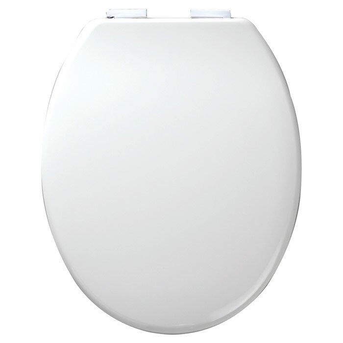 40cm round toilet seat. Eclipse Round Toilet Seat Tavistock  Reviews Wayfair co uk