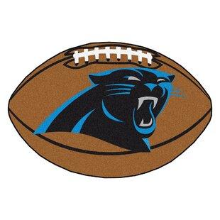 c0f60c681 NFL - Carolina Panthers Football Mat