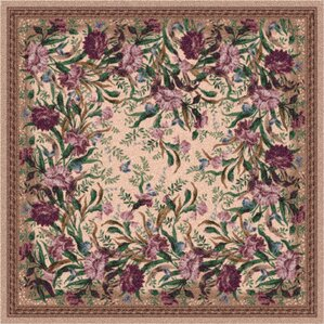 Pastiche Barrington Court Heathered Rose Rug