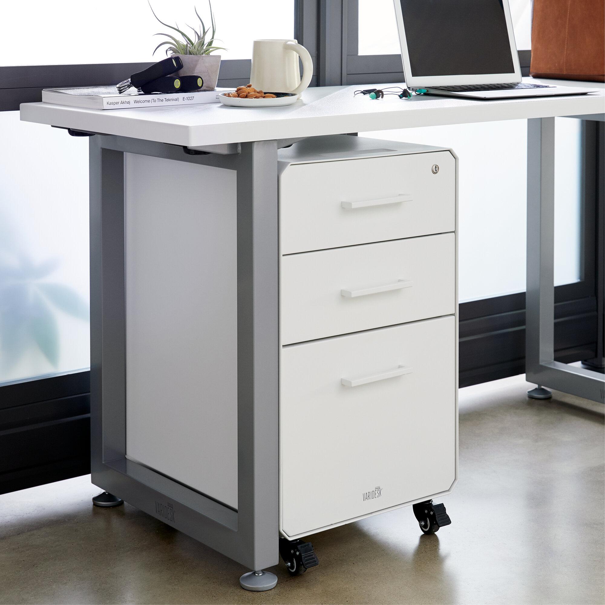 quality design da233 3ce06 3-Drawer Vertical Filing Cabinet