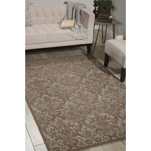 Portleven Gray Area Rug