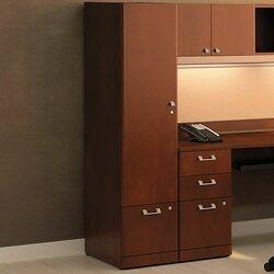 Bush Business Furniture Quantum 1 Door Storage Cabinet | Wayfair