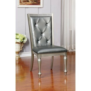 Randi Upholstered Dining Chair (Set Of 2) Amazing