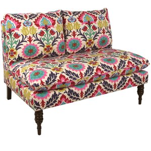 Elinore Multi Colored Loveseat by Mistana