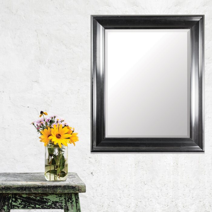 Red Barrel Studio Sherbourne Rectangular Framed Wall Mirror   Wayfair.ca