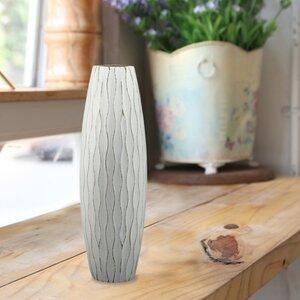 Weathered Wood Vase