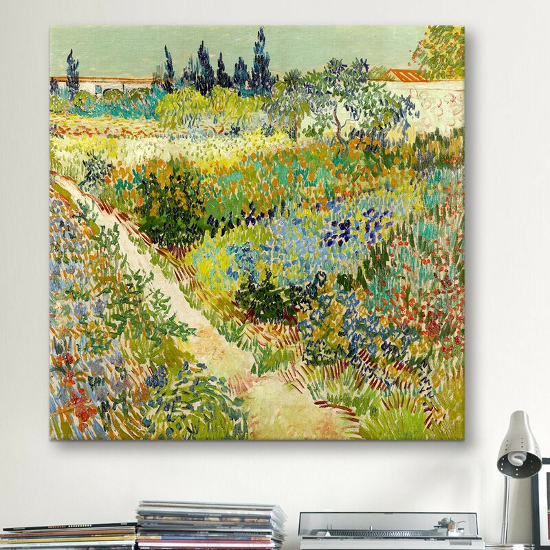 Attractive U0027The Garden At Arlesu0027 By Vincent Van Gogh Photographic Print. U0027