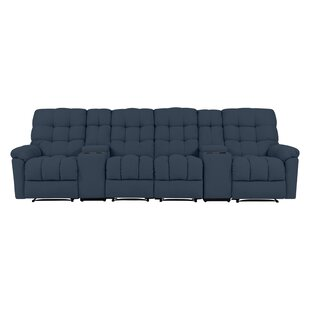 Blue Reclining Sofas You Ll Love In 2019 Wayfair