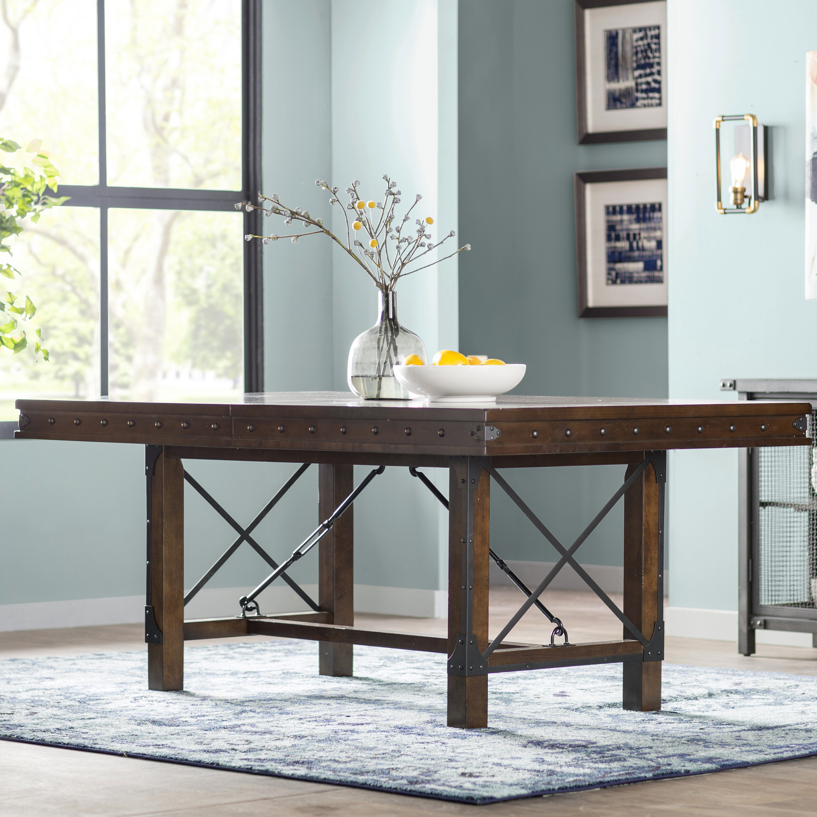 Trent Austin Design Alegre Extendable Dining Table & Reviews | Wayfair