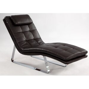 Corvette Chaise Lounge by Chin..