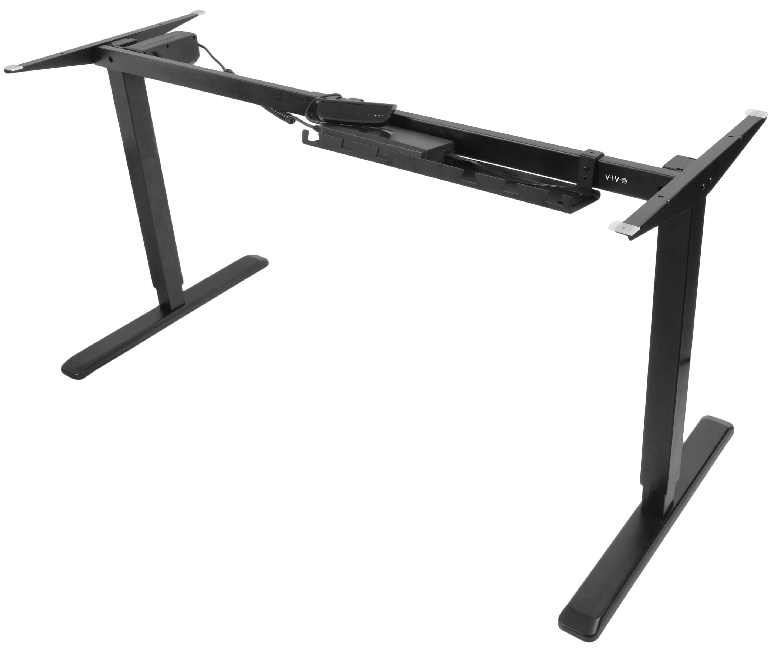 orren ellis bradford ergonomic adjustable height electric standing desk reviews wayfair - Adjustable Height Computer Desk