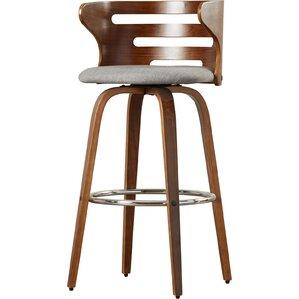 Lucey 29  Swivel Bar Stool  sc 1 st  AllModern & Modern Barstools + Counter Stools | AllModern islam-shia.org