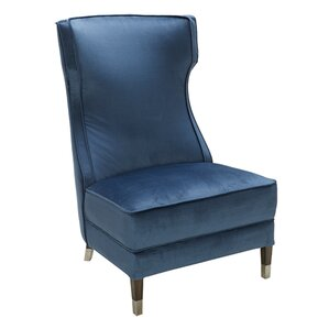 Frances Wing back Chair by Sunpan Modern