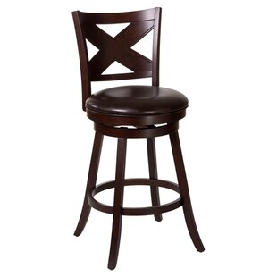 Ashbrook 25.75 Swivel Bar Stool