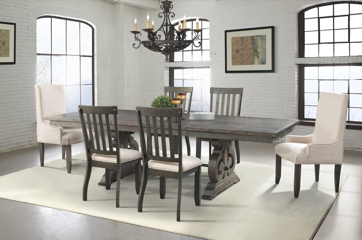 Lark Manor Ewenn Drop Leaf Dining Table & Reviews | Wayfair