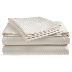400 thread count sheet set - Striped Sheets