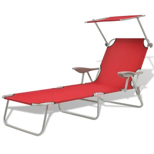 Gartenliege metall  Liegestühle aus Metall: Eigenschaften - Klappbar | Wayfair.de