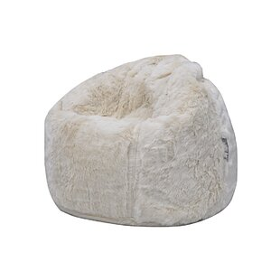 b9ecdd3fdbcd Faux Fur Bean Bag Chair