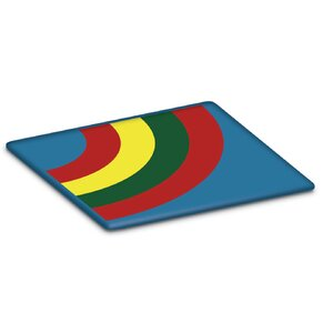 Rainbow Play Mat