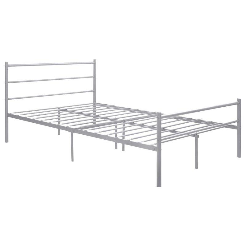 Latitude Run Ferland Platform Bed Frame   Wayfair