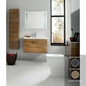 Badezimmer-Set mit Spiegel von Ultra