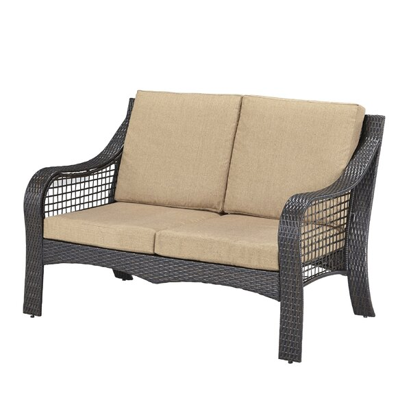 Wicker Patio Sofas U0026 Loveseats Youu0027ll Love | Wayfair