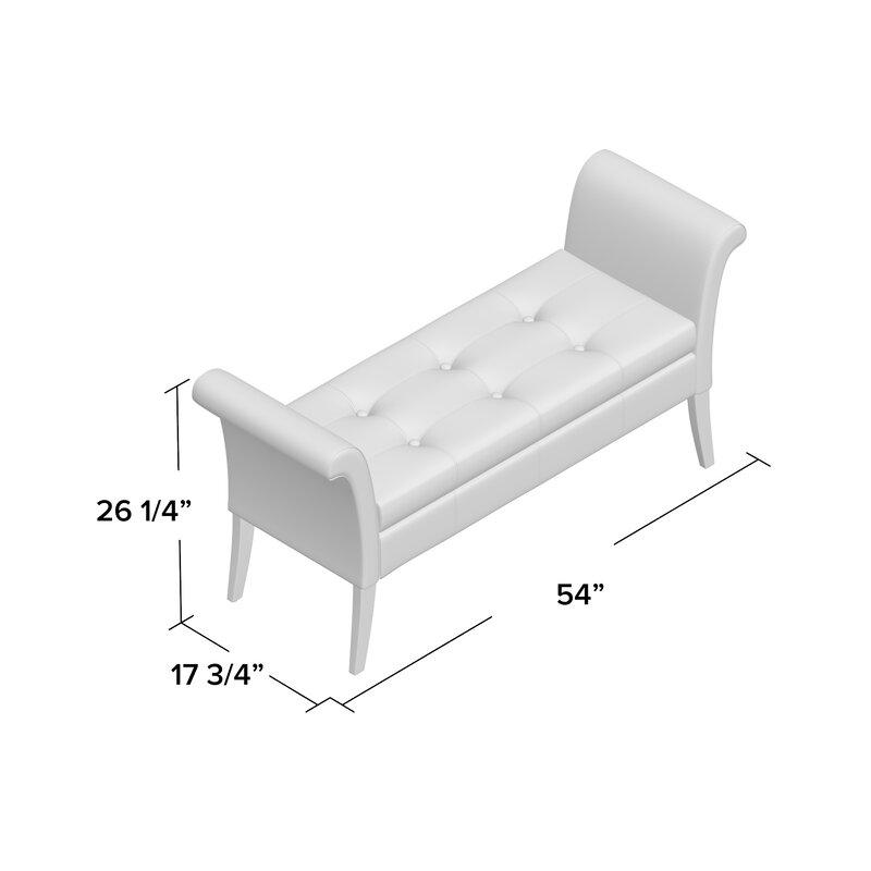 Kamila Storage Bench