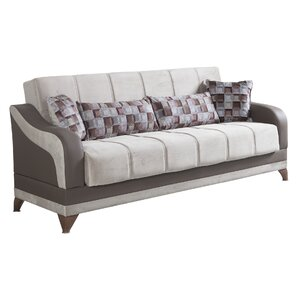 Elif 3 Seater Convertible Sleeper Sofa by Sync Home Design