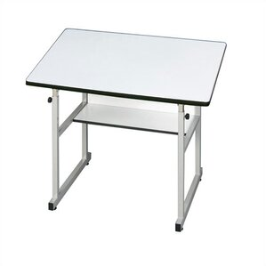 Minimaster Melamine Drafting Table
