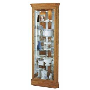 Brannen Corner Curio Cabinet