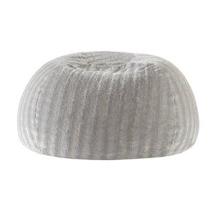 625d91a19af3 Stengel Faux Fur Shaggy Bean Bag Chair