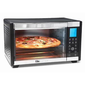6-Slice Platinum Convection Toaster Oven