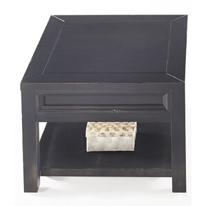 Amplas Square Coffee Table by Alcott Hill