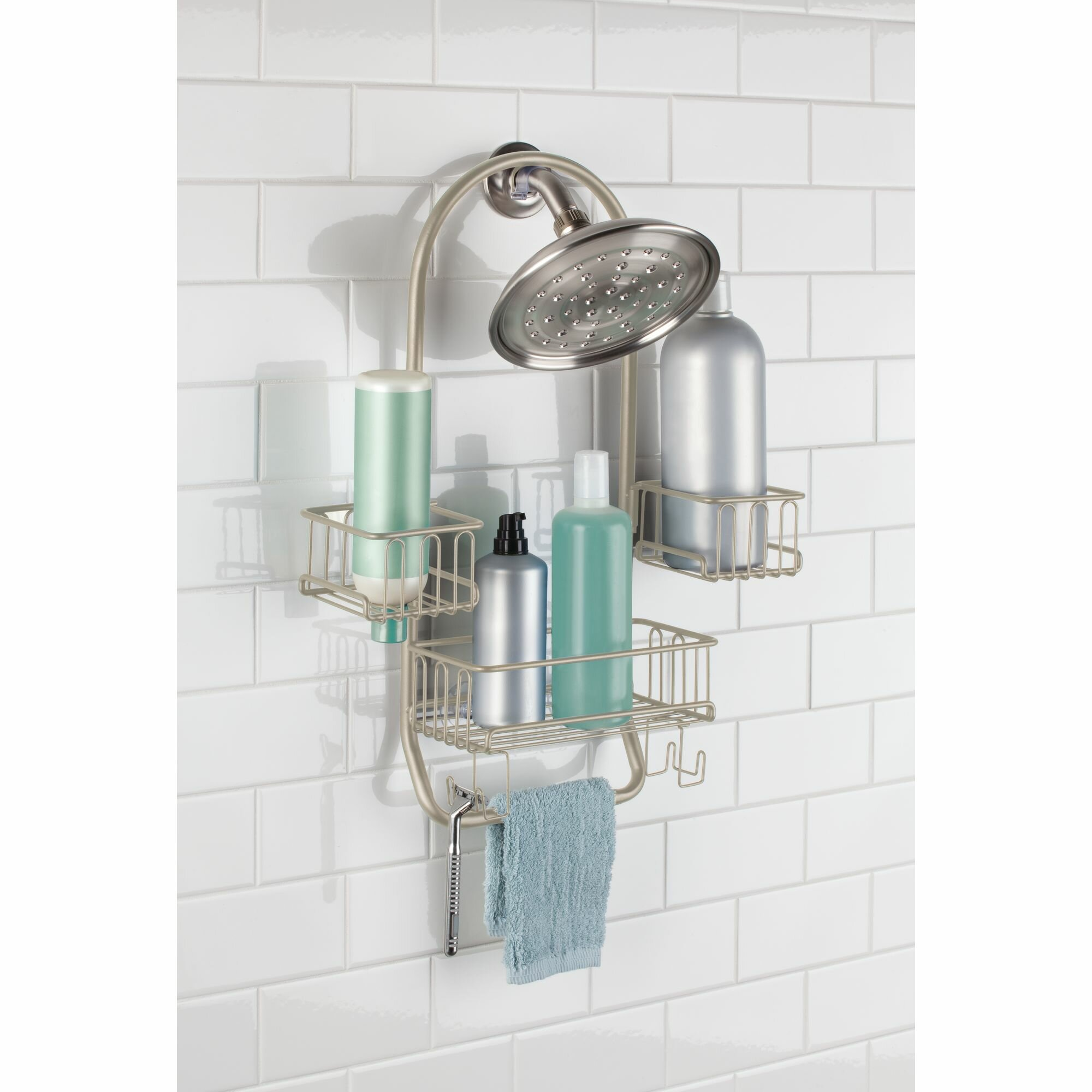Espana Swing Bathroom Shower Caddy