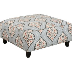 Bridgetown Cocktail Ottoman by Bungalow Rose