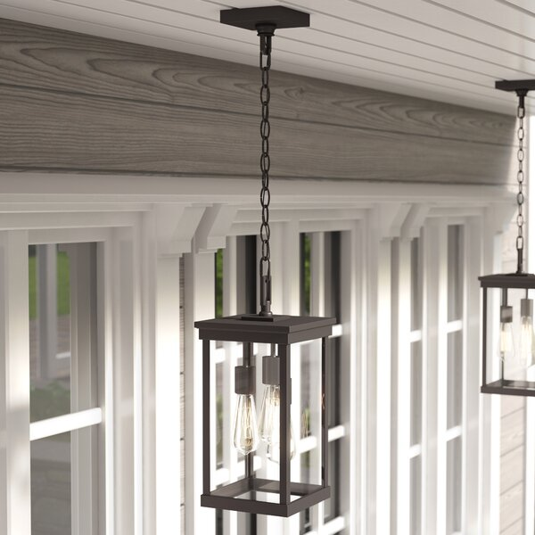 Three Posts Mccombs 3 Light Outdoor Hanging Lantern